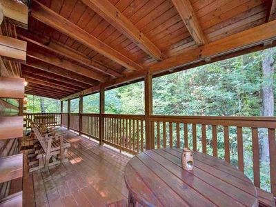 Photo for Idle Days 2 Bedroom Home with Hot Tub