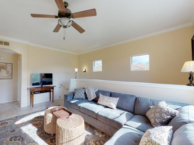 Photo for NEW LISTING! Condo in Catalina Foothills w/shared, heated pool & fitness room