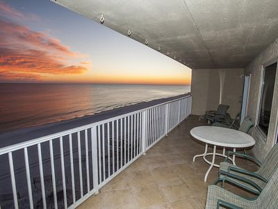 Photo for GREAT FOR FAMILIES- Huge 3/3 Gulf-Front Condo with 32' Balcony