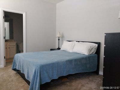 Photo for Cozy and private room close to the Stone Mountain Park
