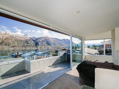 Photo for Lakeview Vista - Wanaka Holiday Home