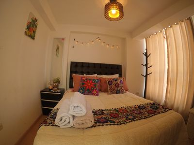 Photo for Comfy, wide ❤sweet room!!BF free..feel like home