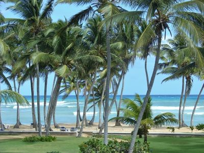 Photo for Beautiful Oceanfront Condo - The Dominican Republic - Tropical Paradise