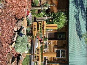 Photo for New Rustic Cabin In Historic Downtown Cotter & The White River