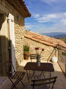 Photo for Stone house in the Luberon