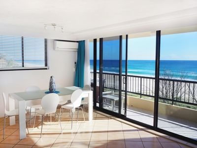 Photo for Pelican Sands 401 - Absolute Beachfront - Min. 3 night stays!