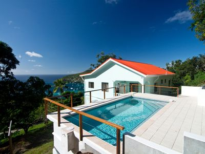 Photo for Bellwood Falls Secluded 2 bed 2 bath Villa with Salt Water Pool