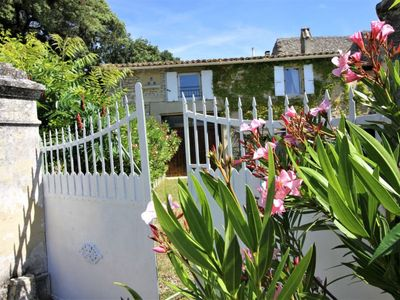 Photo for Font-Peyrins, le Pigeonnier, comfortable cottage for 2 people
