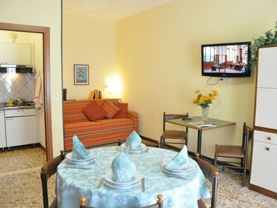 Photo for RESIDENCE SABRINA - TWO-ROOM APARTMENT B8 with 2 balconies NO SEA VIEW 03