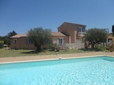 Photo for PROVENCE Holiday 3 ***, private pool, great location