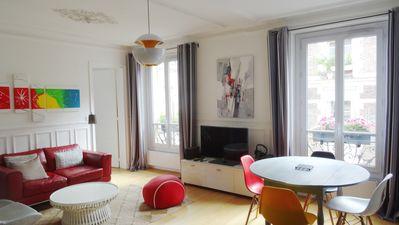 Photo for Charming 2 rooms apartment 45m2 Paris 12th / Montgallet