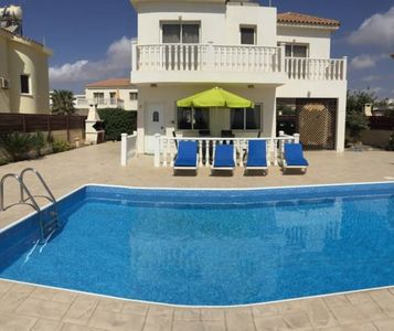 Photo for VILLA MARRIKA - 3 BED WITH POOL - AYIA THEKLA