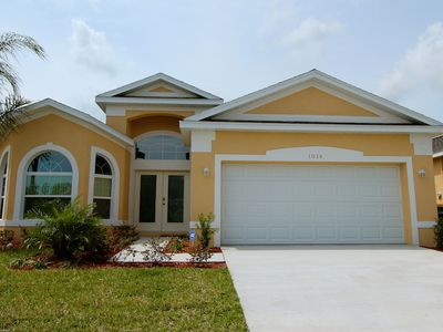 Photo for Beautiful 4 Bed one story home with Private Pool and Game Room