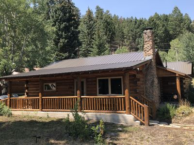 Photo for Log Cabin Backs to Rio Grande National Forest - Fishing, Hiking, Skiing