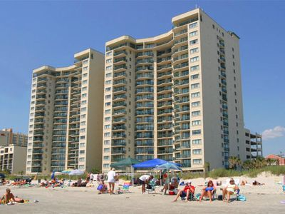 Photo for Ocean Bay Club 602 vacation condo