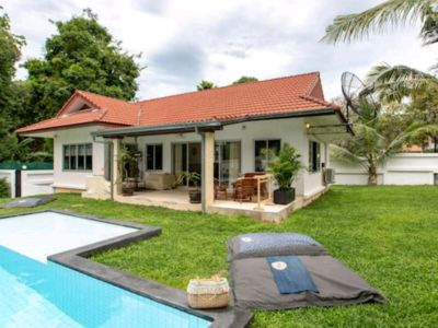 Photo for 2 bedrooms villa with private swimming pool