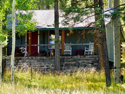 Photo for Glamper Cabin for the Eco-Concious Traveler - Grand Canyon