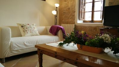 Photo for Rural apartment Es Rafalet for 6 people