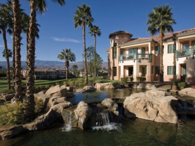 Photo for April 26 - May 3, 2019 ~ 2 Bedroom / 2 Bath ~ Marriotts Desert Springs Villas II