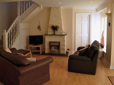 Photo for 3 bedroom property in Padstow. Pet friendly.