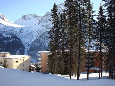 Photo for Apartment in the center of Arosa with Lift, Parking, Internet, Washing machine (52503)