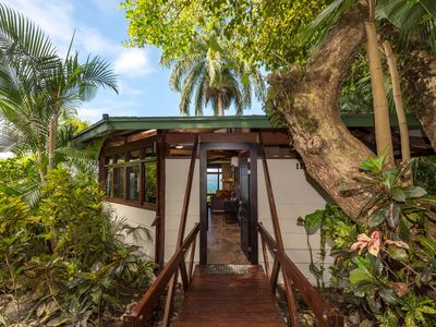 Photo for Rustic 1 BR Jungle Bungalow in Tulemar Resort - Like Staying in a Tree House!