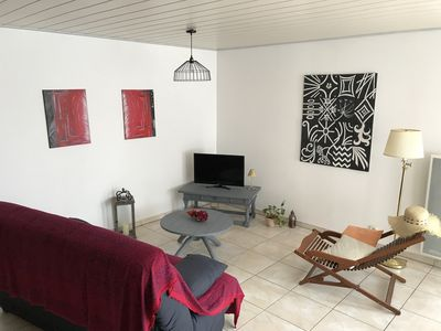 Photo for nice and quiet apartment in vals les bains