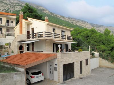 Photo for Apartment Nina (OMI215) in Omis - 6 persons, 2 bedrooms