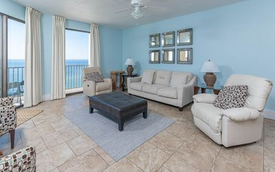Photo for Three Bedroom Condo @ Phoenix IV ~ Gulf Front Balcony!