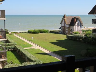 Photo for Sea view 3 rooms direct access beach