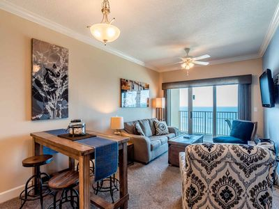 Photo for Gulf Front Condo in the Heart of Gulf Shores! Beautiful Gulf Views from your Private Balcony!