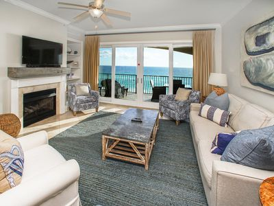 Photo for Adagio A-402 Beach Front 4/3 - NEW to program for 2020!
