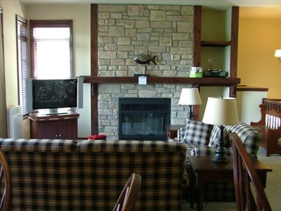 Photo for 2BR Condo Vacation Rental in Mont Tremblant, QC