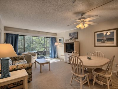 Photo for Lodge 1 Bedroom in a 57 Acre Gated Resort + Official On-Site Rental Privileges