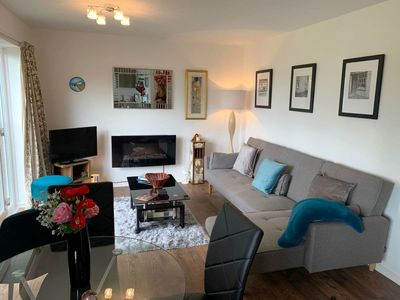 Photo for 1 bedroom accommodation in Grange-over-Sands