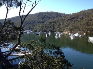 The LOWER DECK Berowra Waters