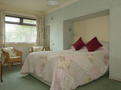 Photo for Teign Head Garden Apartment Located just a half a mile from the Estuary  Head