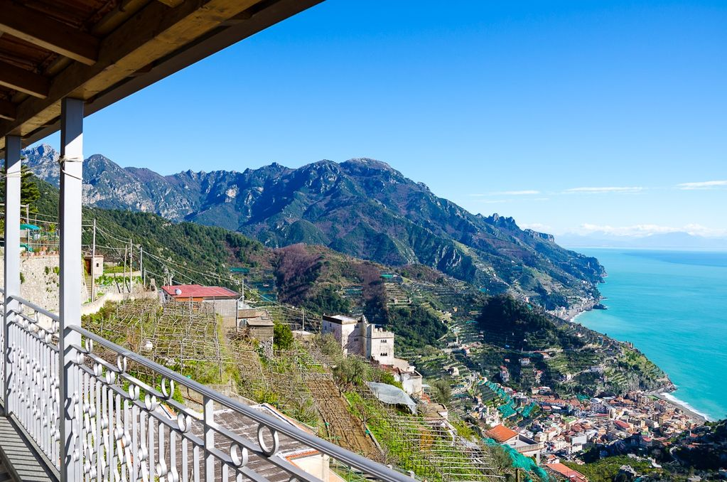 Vacation Holiday Apartment Rental Italy Amalfi Coast Ravello View Short Term Long To Rent Let Rave