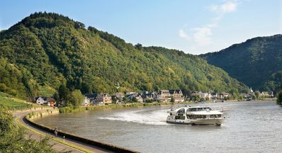 Photo for Apartment Moselle Valley Brodenbach / Mosel