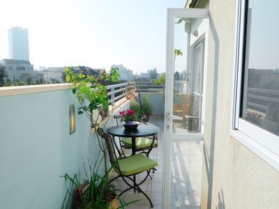 Photo for Amazing roof top apartment