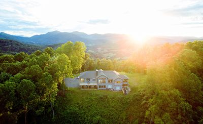 Photo for 4BR House Vacation Rental in Leicester, North Carolina