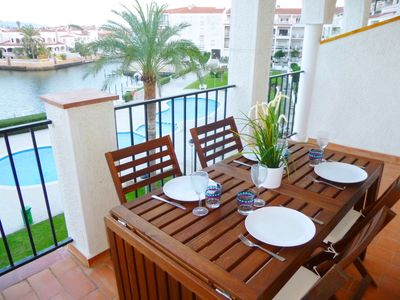Photo for Apart-rent-Apartment with canal view (0137)