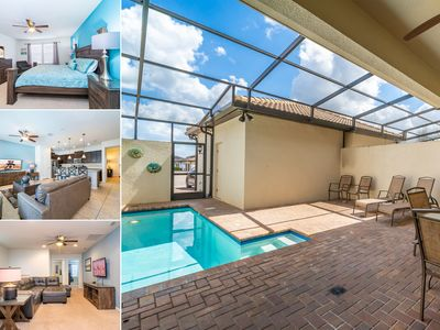 Photo for Beautiful Town Home With Splash Pool in Gated Community with Extensive Facilities
