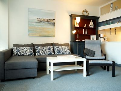 Photo for 471 - maritime, modern apartment on the sunny side - 471 - 2 room apartment - Holiday Park