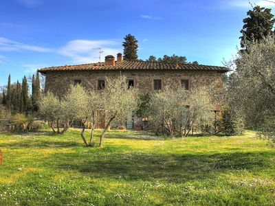 Photo for 1BR Farmhouse Vacation Rental in Figline Valdarno