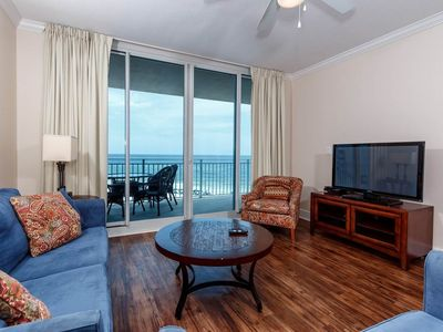 Photo for ***Waterscape A501 Relax your're on beach time*** Sleeps 10! Wonderful views!