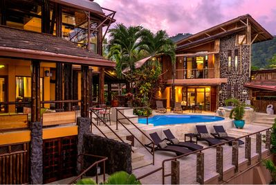 Experience paradise in a luxury villa, with everything included.