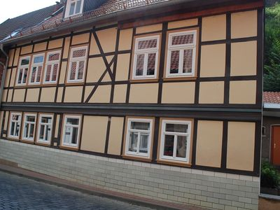 Photo for large, newly renovated half-timbered house with garage, pets welcome
