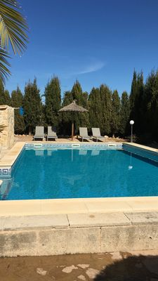 Photo for Holidays with friends, Finca El Pavo Apartment Manacor