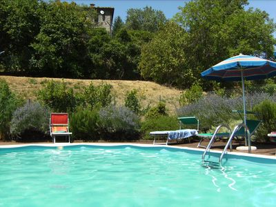 Photo for beautiful tuscan villa with pool, ideal for groups